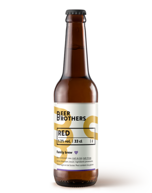 Beer Brothers Red beer