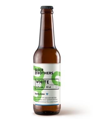 Beer Brothers white beer