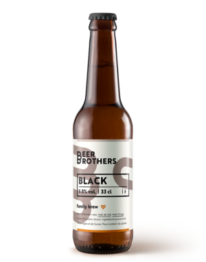 Beer Brothers Black beer